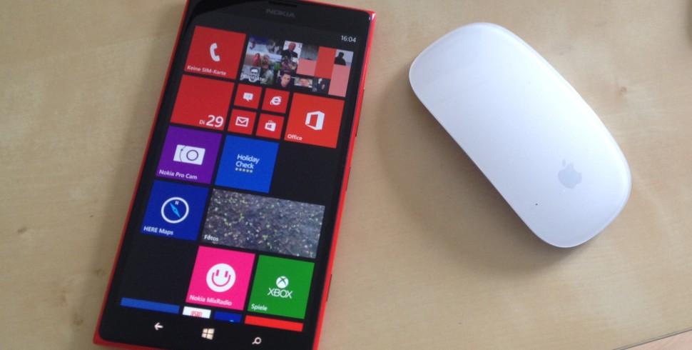 Warum ich mir kein Nokia Windows Phone kaufen kann